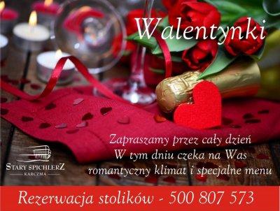 Walentynki w Spichlerzu